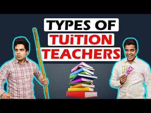 Xxx Mp4 TYPES OF TUITION TEACHERS The Half Ticket Shows 3gp Sex