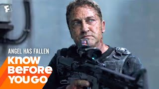 Know Before You Go: Angel Has Fallen   Movieclips Trailers
