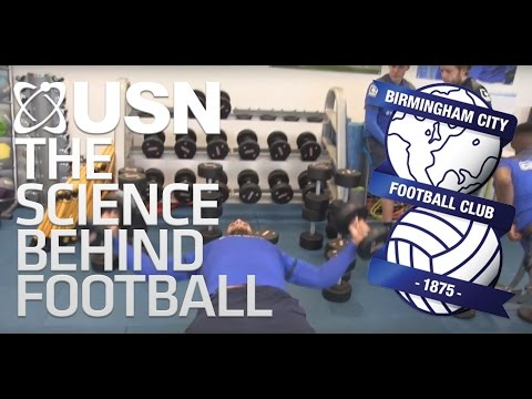 USN presents: The Science Behind Football