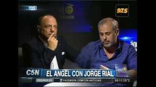 C5N - EL ANGEL DE LA MEDIANOCHE CON JORGE RIAL