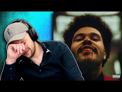 The Weeknd After Hours FULL ALBUM REACTION