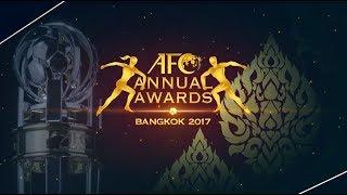 AFC Annual Awards 2017: Bangkok