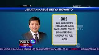 Mulai Papa Minta Saham Hingga E-KTP Pernah Menjerat Setya Novanto - NET5