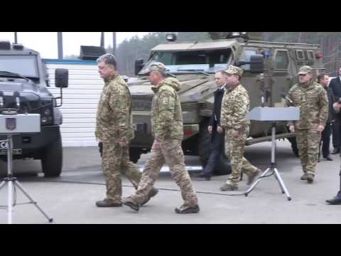 СБУ - боевой механизм борьбы с российской агресией - ПОРОШЕНКО