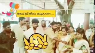 funny wedding Kerala Akhil
