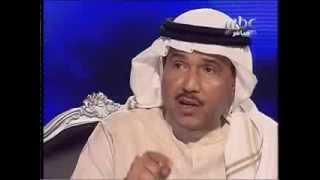 رأي محمد عبده بكاظم الساهر