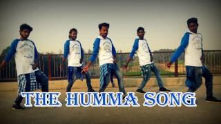 The Humma Song – OK Jaanu   Dance Choreography   Vivek Sir