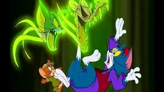 Tom And Jerry English Episodes - Funny Cartoon - Tomb It May Concern