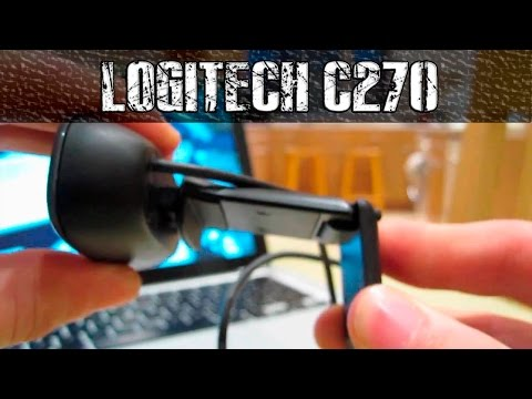 WEBCAM LOGITECH C270 REVIEW MOSTRANDO SOFTWARE E TESTE DE QUALIDADE