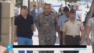 أول محاكمة لعسكريين متهمين بمحاولة الانقلاب في تركيا