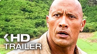 Jumanji 2 NEW Sneak Peek & Trailer (2017)