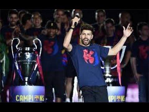 Xxx Mp4 Las Polemicas Palabras De Gerard Pique Al Real Madrid ● BARCELONA ● 2014 15 ● HD 3gp Sex