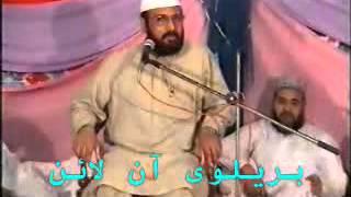 Golra shareef ka aik shukar guzar bunda (Prof Umer Faiz Qadri)