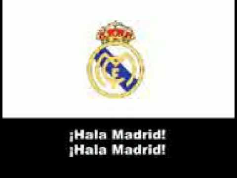 Xxx Mp4 Official RealMadrid Anthem Hala Madrid 3gp 3gp Sex