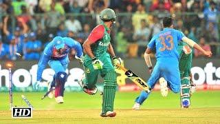 Hardik Pandya's Unforgettable Last 3 Balls vs Bangladesh | T20 WC 2016
