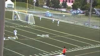 Chomedey Soccer. Chomedey AAA U16 Defeats Pannalinos part 1