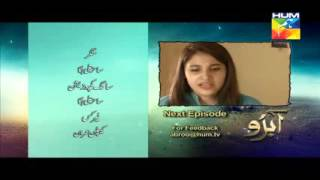 Abro Episode 22 Promo Hum TV Drama 07 May 2016