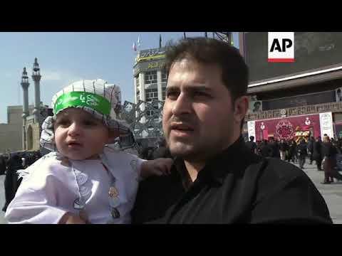 Xxx Mp4 Iran Marks Tasua With Public Mourning Processions 3gp Sex