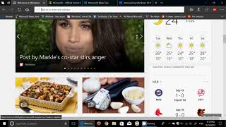 Quick look and review of Windows 10 Fall Creators update build 16291 September 19th 2017