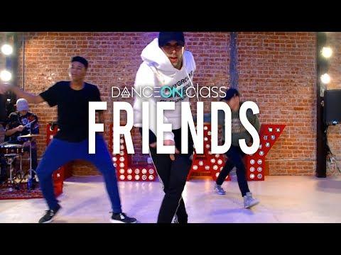Justin Bieber & BloodPop® - Friends | Kenny Wormald Choreography | DanceOn Class