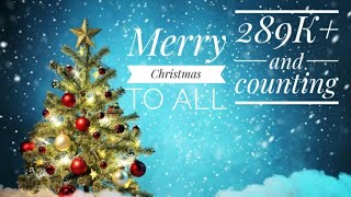 Merry Christmas Whatsapp status video |  Wishes and Greetings 30second video HD