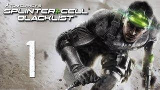 Splinter Cell: Blacklist Walkthrough - Blacklist Zero - Part 1