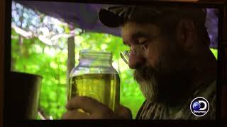 Moonshiners Jeff and Lance absinthe fail