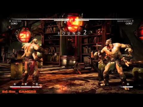 Xxx Mp4 MortaKombat X Goro Ending 3gp Sex