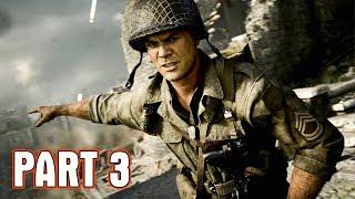 Call of Duty WWII #3: Kar98 và 6x Scope bắn quân phát xít Đức tan tành
