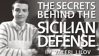 The Secrets Behind the Sicilian Defense with IM Valeri Lilov! - (Webinar Replay)