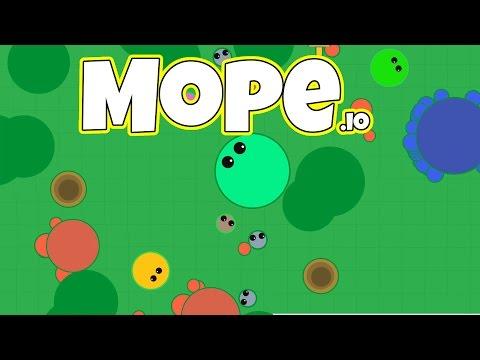 Mope.io Becoming a Dragon Mope.io Gameplay Brand New .IO Game