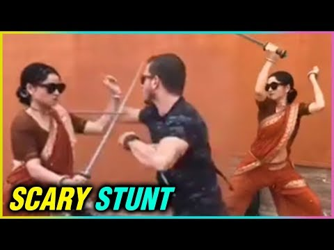 Xxx Mp4 Ankita Lokhande Does SCARY STUNT For Her Movie Manikarnika The Queen Of Jhansi 3gp Sex