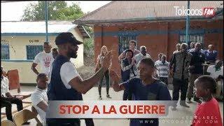 FALLY IPUPA RENCONTRE LES ENFANTS  EX-SOLDAT ASSOCIÉS AUX GROUPES ARMÉS