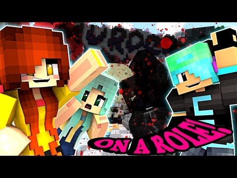 Murder with Gamer Chad & Jenny - Agent Lastic is on a ROLE!!! - Minecraft Partyzone Minigame