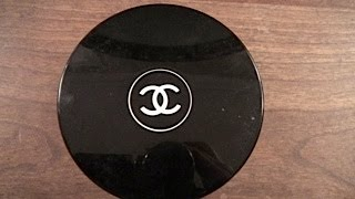 Review Chanel Loose Powder