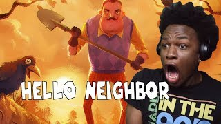 Hello neighbor | Part 1