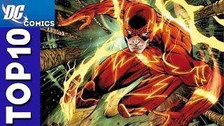 Top 10 Flash Fights From Justice League