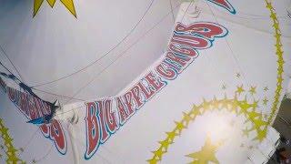 Big Apple Circus - The circus comes to town!