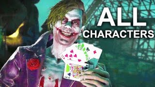 INJUSTICE 2 ALL Super Moves All Characters PS4/Xbox One