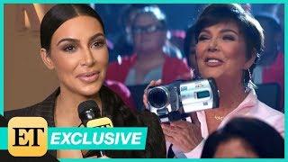 Kim Kardashian Says Mom Kris Jenner Is Loving All the