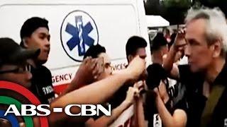 TV Patrol: Jim Paredes at ilang miyembro ng Duterte Youth, nagkagirian