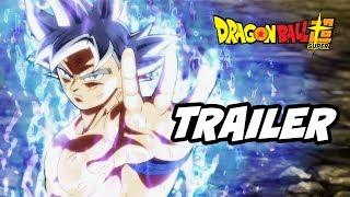 Dragon Ball Super Movie Trailer - Ultra Instinct Goku vs Saiyan God Theory Explained