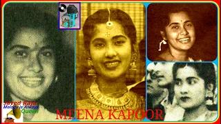 MEENA KAPOOR-Film~DUKHIYARI-[1948]-Mera Dil Jhool Raha Hai-[Rarest Gem-Best Audio]
