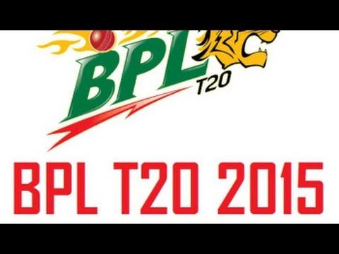 BPL Cricket 2015, Bangladesh Premier League 2015