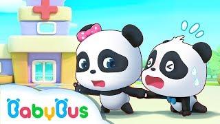 Baby Panda is Afraid of Checkup | Baby Panda