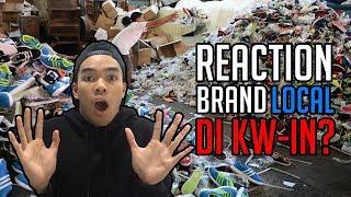 REACTION BRAND LOKAL DI KW IN??? GILA WOY | #HuntingFake