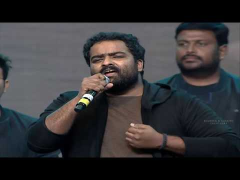 Xxx Mp4 Singer Kala Bhairava Terrific Live Performance Aravindha Sametha Pre Release Event 3gp Sex
