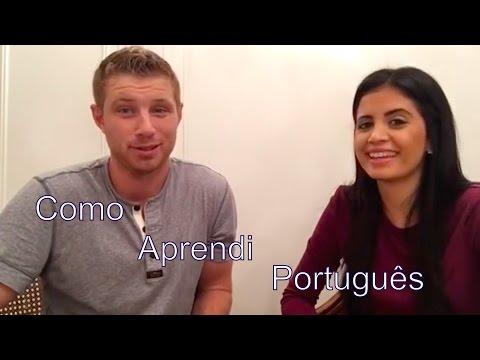 Como Eu Aprendi o Português Sozinho.