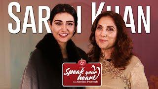 Sarah Khan Exclusive Interview | We Bet You Don