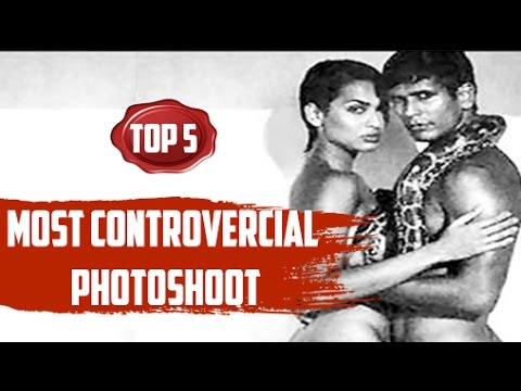 Xxx Mp4 Top 5 Most Controversial Bollywood Photoshoot SC 210 3gp Sex